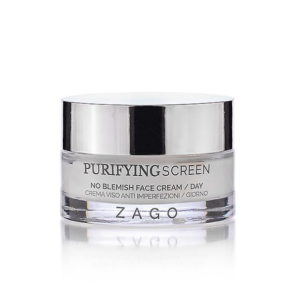 Day Face Cream for Oily Skin Purifying Screen