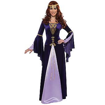 Guinevere Deluxe Medieval Renaissance Game of Thrones Adult Womens Costume