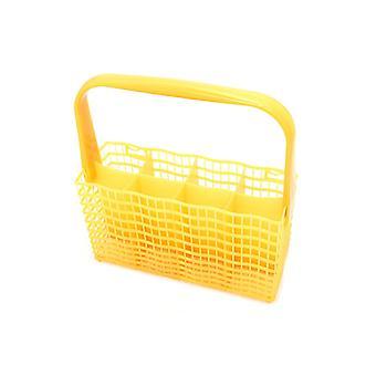 Zanussi Yellow Slimline tacâmuri coș
