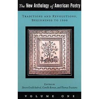 De nieuwe Anthology of American Poetry - tradities en revoluties - worden