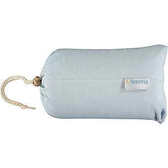 Hippychick Lumbar Supporto Cuscino da Viaggio Cuscino di supporto a collo/schiena impermeabile in schiuma di memoria con coperchio rimovibile