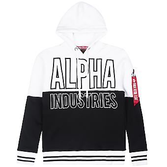 Alpha Industries Men's Hoodie Block