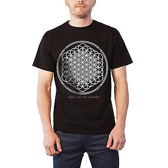 Bring Me The Horizon T Shirt Sempiternal Tour BMTH new Official Mens Black