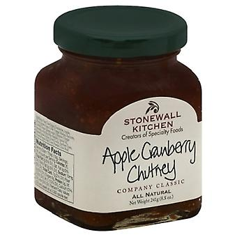 Stonewall keuken Apple Cranberry chutney