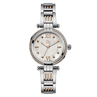 GC Y56003L1MF Women's Cable Bijou Wristwatch