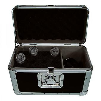 Accu-koffer accu-Case ACF-SW microfoon koffer