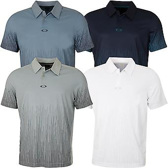 Oakley Hombres Uniforme Transpirable Golf Polo Camiseta