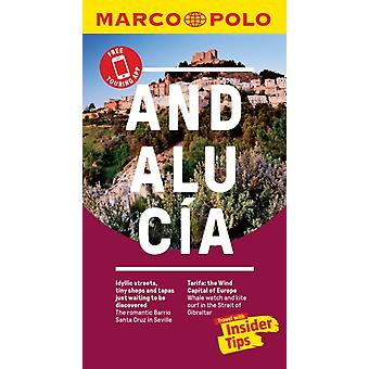 Andalucia Marco Polo Pocket Travel Guide  with pull out map