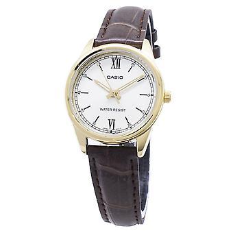 Casio Cuarzo LTP-V005GL-9B LTPV005GL-9B Analog Women's Reloj