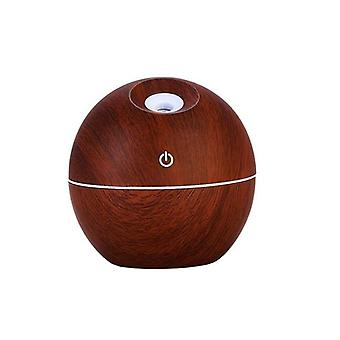 Humidifier, Ultrasonic Aroma 007-Dark Wood