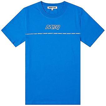 Mcq Alexander Mcqueen McQ Alexander McQueen Highest Order Print T-Shirt
