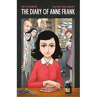 Anne Franks Diary The Graphic Adaptation by Anne Frank
