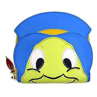 Loungefly x Disney Jiminy Cricket Cosplay Zip-Around Torebka