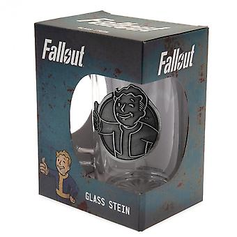 Fallout Official Glass Tankard