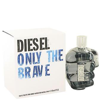 Endast den modiga eau de toilette spray av diesel 498944 200 ml