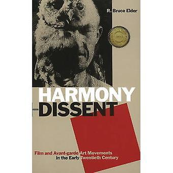 Harmonie & Dissent - Film & Avant-Garde kunst bewegingen in de vroege Twen