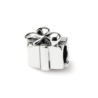 925 Sterling Silver Polished Reflections SimStars Kids Present Bead Charm Pendant Necklace Jewelry Gifts for Women