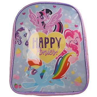 Min lilla ponny flickor Sugar Crush glad ponnyer ryggsäck