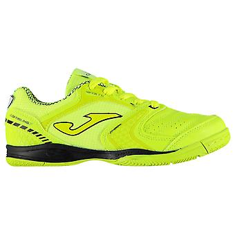 Joma Kids Boys Dribbling Indoor Football Boots Junior Lace Up Breathable Padded