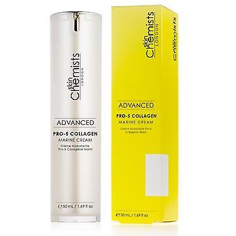 Advanced pro-5 collagen marine cream