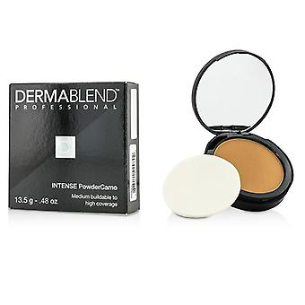 Dermablend Intense Powder Camo Compact Foundation (medium Buildable To High Coverage) - # Honey - 13.5g/0.48oz