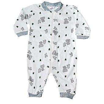Elefanttien pyjama haalari, 62 CL, Fixoni