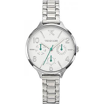 Trendy Kiss TM10076-03 - watch chronograph steel woman