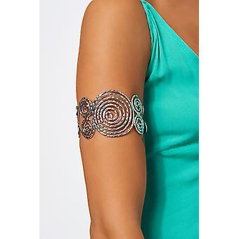 Sundance Swirl Arm Cuff
