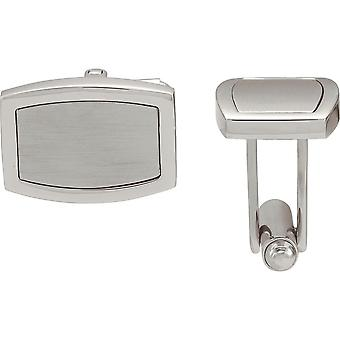Stainless Steel Polished Cuff Links Jewelry Gifts for Men