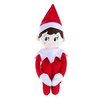 "Elf hyllylle tonttu hyllylle plushee PAL huggable-poika 27 """