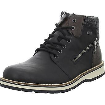 Rieker Halbstiefel जूते ३८४४१०१ सार्वभौमिक शीतकालीन पुरुषों के जूते