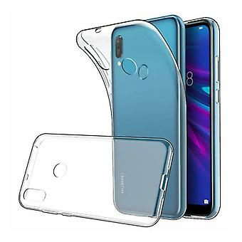Stuff Certified® Transparent Clear Case Cover Silicone TPU Case Huawei Y6 2019