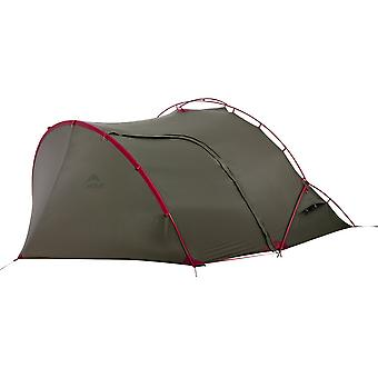 MSR Hubba Tour 1 Person Tent - Green