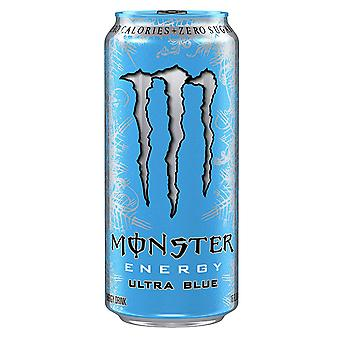 Monster Energy Ultra Blue-( 473 Ml X 12 Cans )