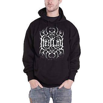 Heilung Hoodie Remember Band Logo new Official Mens Black Pullover
