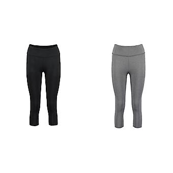 Gamegear Womens/Ladies 3/4 Length Leggings
