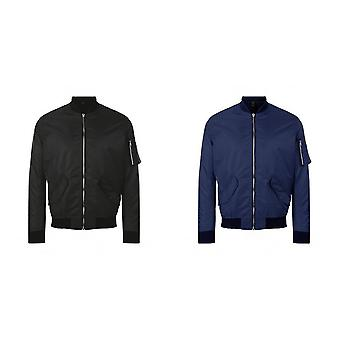 SOLS Unisex Rebel Fashion Bomber Jacket