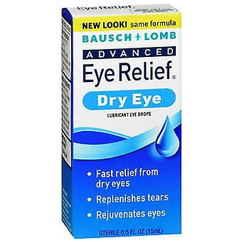 Bausch & lomb advanced eye relief eye drops, rejuvenation, 0.5 oz