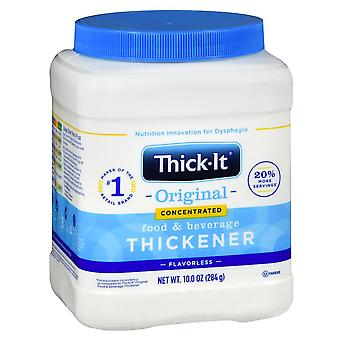 Thick-it original concentrated food & beverage thickener, flavorless, 10 oz