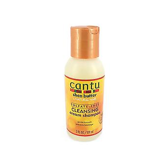 CANTU Shea Butter Sulfate Free Shampoo 89ml (Travel/ Trial size)