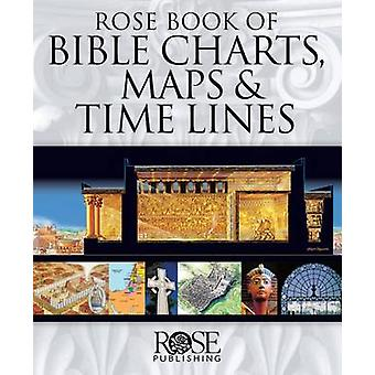 Rose Book of Bible Charts - Maps - and Time Lines - Full-Color Bible C