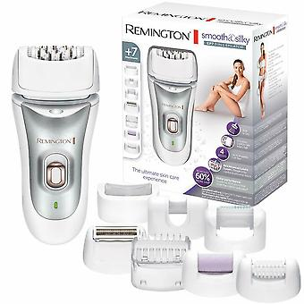 Remington EP7 Smooth & Silky 7in1 Precision Light Wet And Dry Epilator