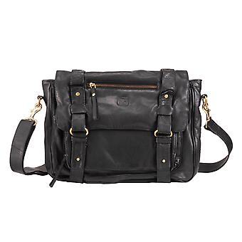 6688 DuDu Women's shoulder bags in Leather