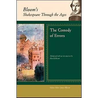 The Comedy of Errors by Harold Bloom - 9781604137200 Book