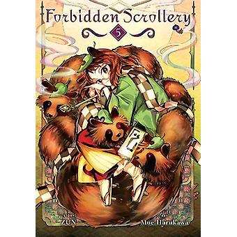 Forbidden Scrollery - Vol. 5 by Moe Harukawa - 9780316511957 Book