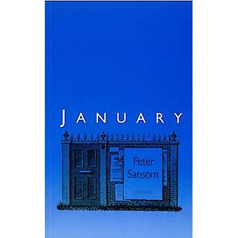 January by Peter Sansom - 9781857540864 Book