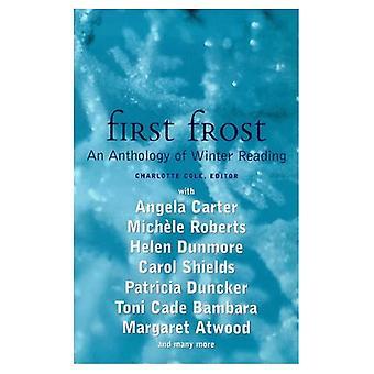 Primeira geada: Uma antologia de leitura de inverno