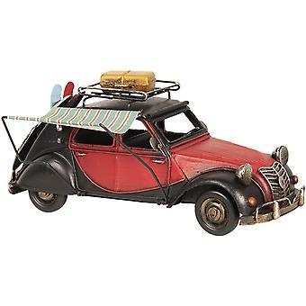Model Car Duck Red/Black