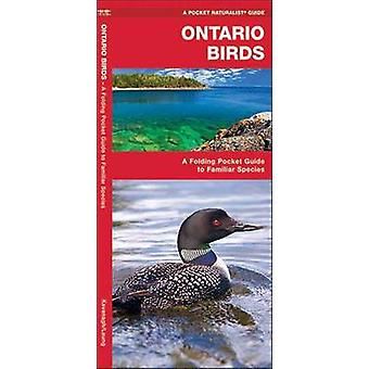 Ontario Birds - A Folding Pocket Guide to Familiar Species (2nd Revise