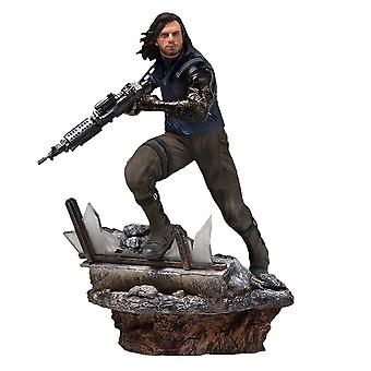 Avengers 4 Endgame Winter Soldier 1:10 Scale Statue